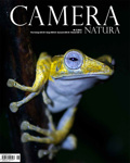 Frontcover of Camera Natura, with a 12 page article about my images inside.