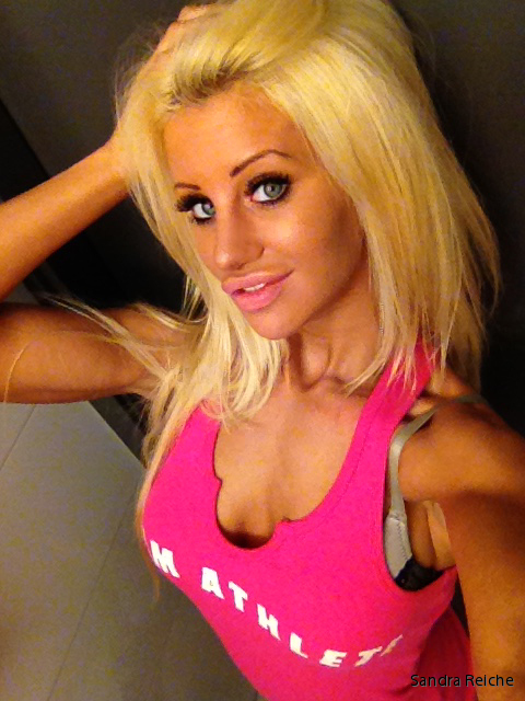 dryck massage blond