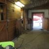 Stall och box - Under arbete