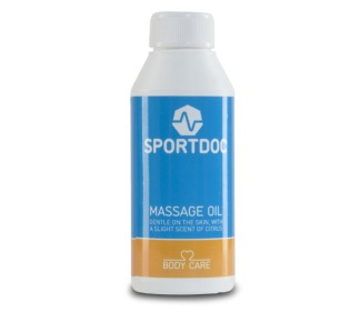 Massageolja 250ml