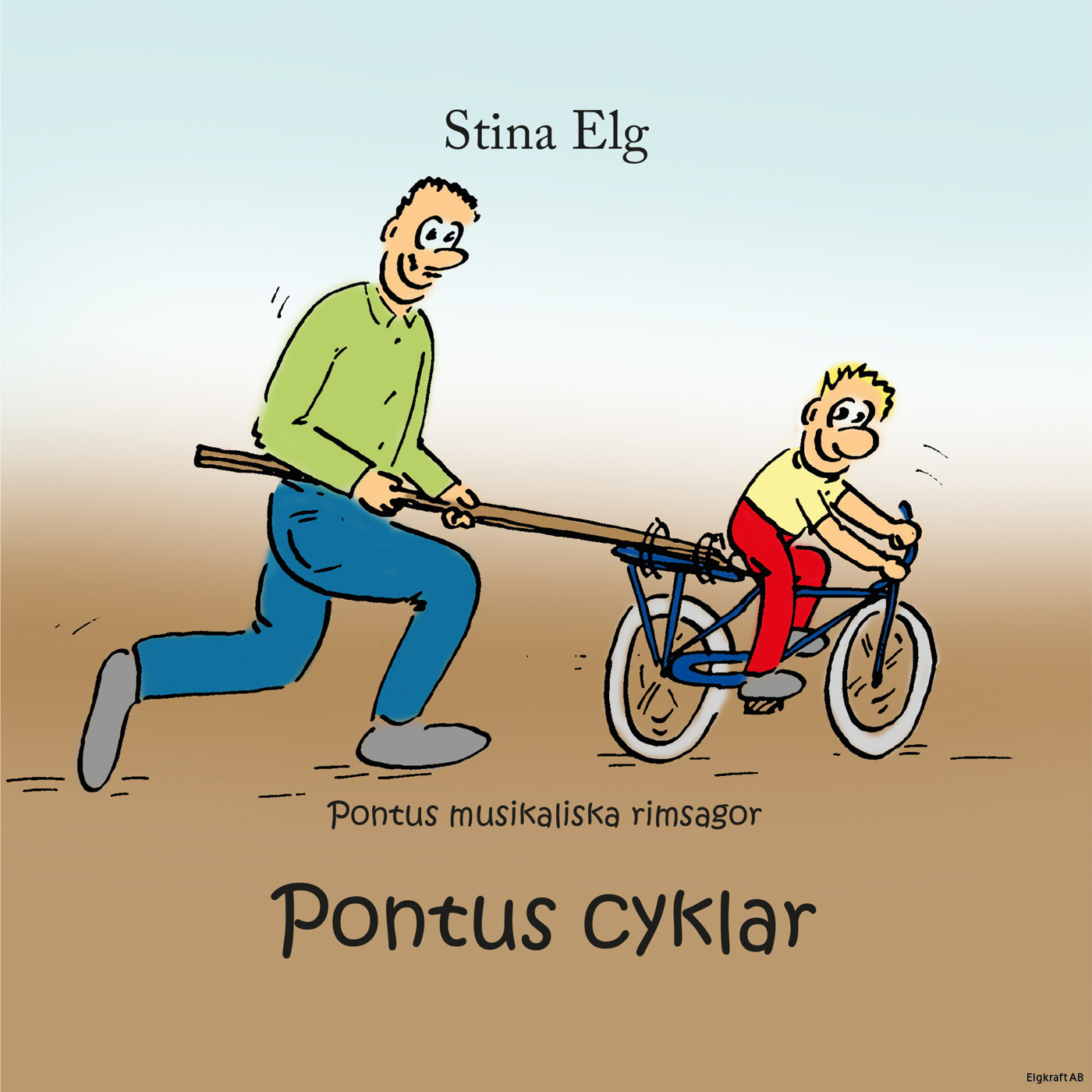 Pontus cyklar