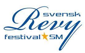 Logo Svensk Revyfestival