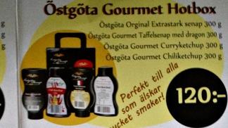 Östgöta Gourmet Hotbox - Östgöta Gourmet Hotbox