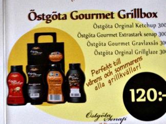 Östgöta Gourmet Grillbox - Östgöta Gourmet Grillbox
