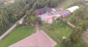 bild över hallagärde gård