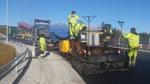 Påfart nya E4 Sundsvall