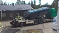 Reningsverk Klövjsö åt NCC Roads