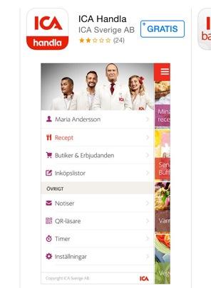 Användbara appar för mobilen!