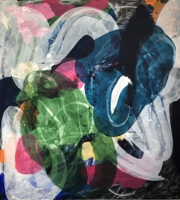 Untitled 180x200 cm