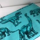 STUV! 60 cm Dino Turquoise