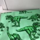 STUV! 60 cm Dino Green