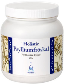 Holistic Psylliumfröskal - Holistic Psylliumfröskal