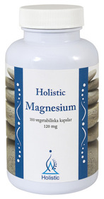 Holistic Magnesium 120mg - Holistic Magnesium 120mg