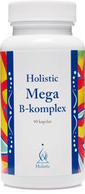 Holistic Mega B-komplex - Holistic Mega B-komplex