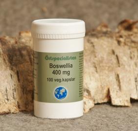 Boswellia 600mg 100vk.kapslar - Boswellia 600mg 100vk