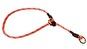 Dressyrstryp m reflex 0,6*40cm - Dressyrstryp med invävd reflex och plaststopp 0,6*45cm rosa