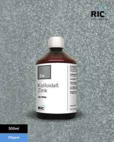Kolloidalt Zink – 1000ml / 10ppm - Kolloidalt Zink – 1000ml / 10ppm