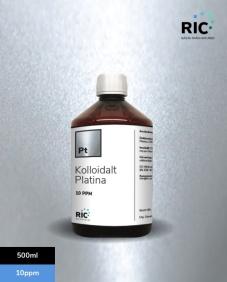 Kolloidalt Platina – 500ml / 10ppm - Kolloidalt Platina – 500ml / 10ppm