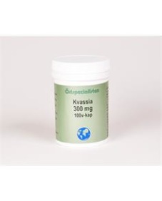 Kvassia (Picrasma excelsa) - Kvassia 250mg kapslar