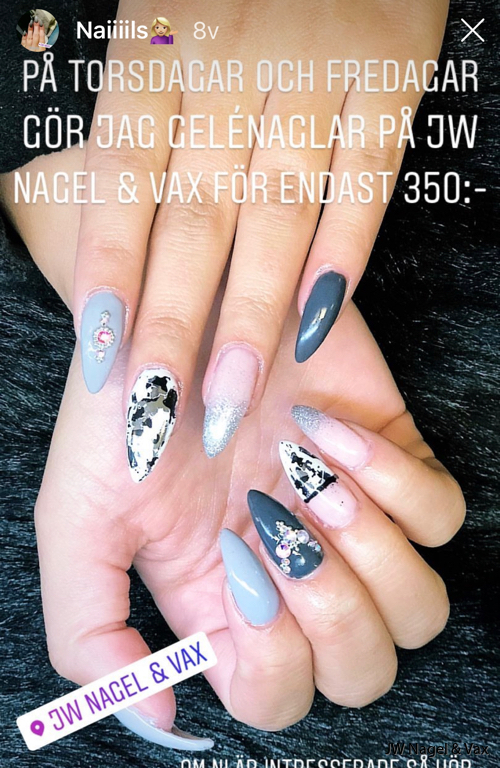 fixa naglar billigt linköping