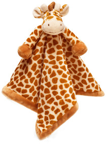 Dinglis snuttefilt Giraff - Dinglis snuttefilt Giraff