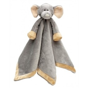 Dinglis snuttefilt Elefant - Dinglis snutte Elefant