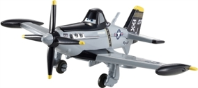 Disney Planes, Die Cast, Navy Dusty  - Disney Planes, Die Cast, Navy Dusty