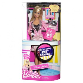 Barbie TV-journalist, I Can Be - Barbie TV-journalist, I Can Be