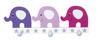 Jabadabado, Hängare elefant rosa