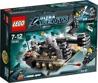 LEGO Ultra Agents 70161, Tremors bandfordon