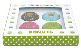 Jabadabado, Presentask med donuts - Jabadabado, Presentask med donuts