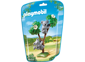 Playmobil 6654, Koalafamilj - Playmobil 6654, Koalafamilj