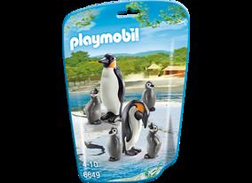 Playmobil 6649, Pingvinfamilj - Playmobil 6649, Pingvinfamilj