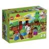 LEGO duplo 10582, Djur i duplo skog
