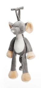 Dinglis speldosa Elefant - Dinglis speldosa Elefant