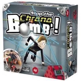 Alga, Sällskapsspel, Stop the Chrono Bomb - Alga, Sällskapsspel, Stop the Chrono Bomb