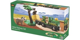 BRIO, Safari-tågset -  BRIO, Safari-tågset