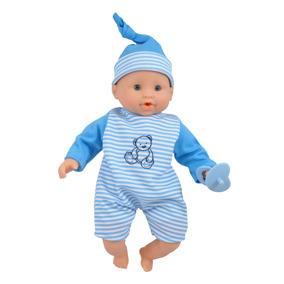 Babydocka Olle, mjukstoppad 30cm - Babydocka Olle, mjukstoppad 30cm