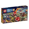 Lego Nexo Knights, 70314 Beast Masters kaosvagn