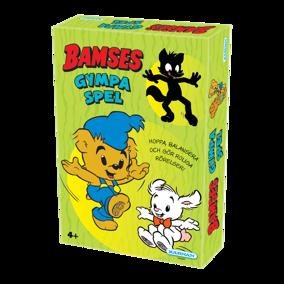Bamse gympaspel - Bamse gympaspel