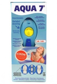 Aqua 7, Klor, 2 000 -10 000 L - Aqua 7, Klor, 2 000 -10 000 L