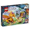 Lego Elves 41175, Elddraken lavagrotta