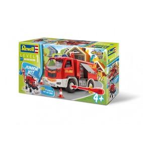 Revell, junior kit, brandbil, bygga o plocka isär - Revell, junior kit, brandbil, bygga o plocka isär