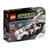 Lego Speed Champions 75872, Audi R18