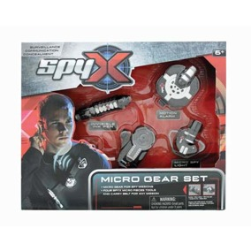 Spy X Micro gear set - Spy X Micro gear set