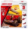 Meccano, 3 models set, Rescue squad