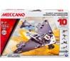 Meccano, 10 models set, Flight adventure