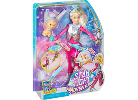 Barbie star light adventure - Barbie star light adventure