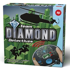 Alga Team Diamond Detectives - Alga Team Diamond Detectives