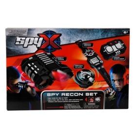 Spy-x, RECON SET - FÖR SPANING 4 DEL - Spy-x, RECON SET - FÖR SPANING 4 DEL
